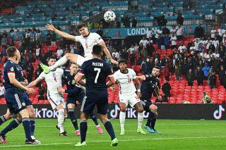 John Stones, England vs Scotland