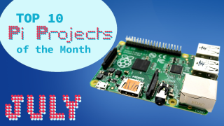 We're kicking off summer with some cool Raspberry Pi projects!