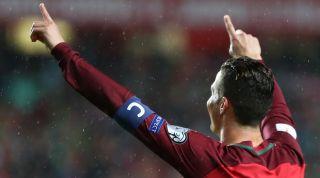 Cristiano Ronaldo World Cup qualifiers