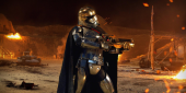 Gwendoline Christie And Rian Johnson Have Developed A Backstory For Captain Phasma