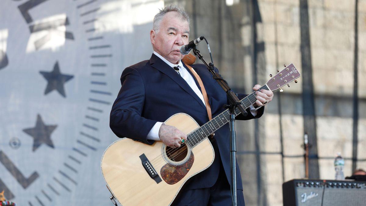 Acclaimed American songwriter John Prine dies age 73