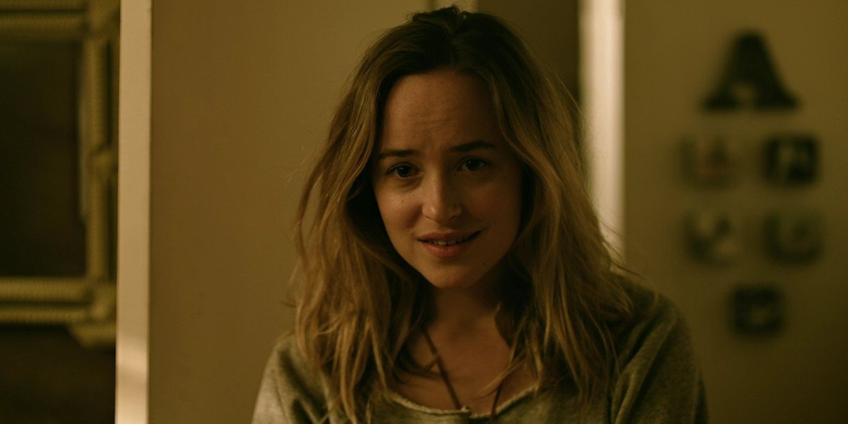 Dakota Johnson - The Social Network
