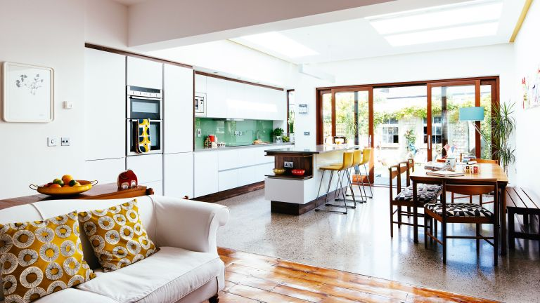 How to plan and design a kitchen extension | Real Homes