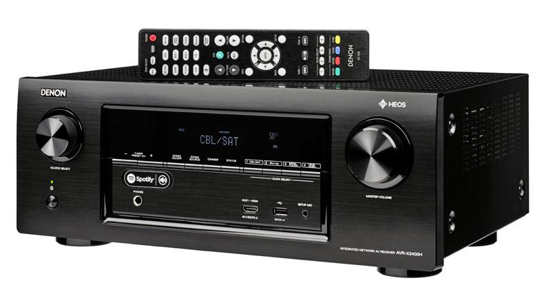 denon avr x2400h review what hi fi rh whathifi com Denon 1803 Manual Denon AVR Receiver
