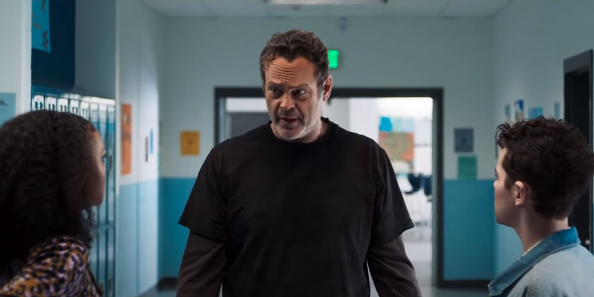 Vince Vaughn in Freaky