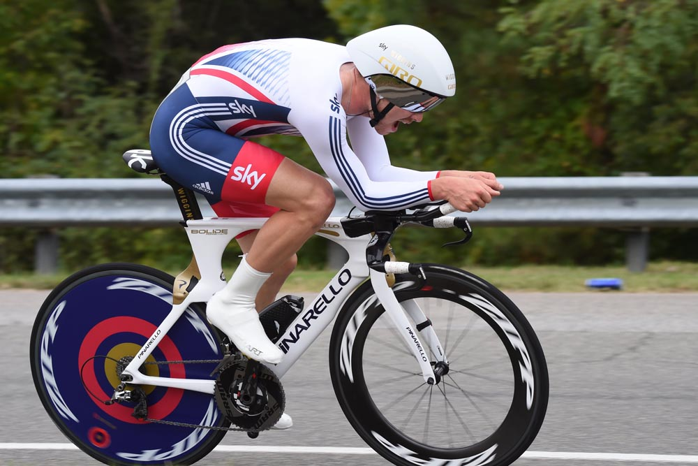 Owain Doull Set To Lead Strong Great Britain Team At Worlds U23