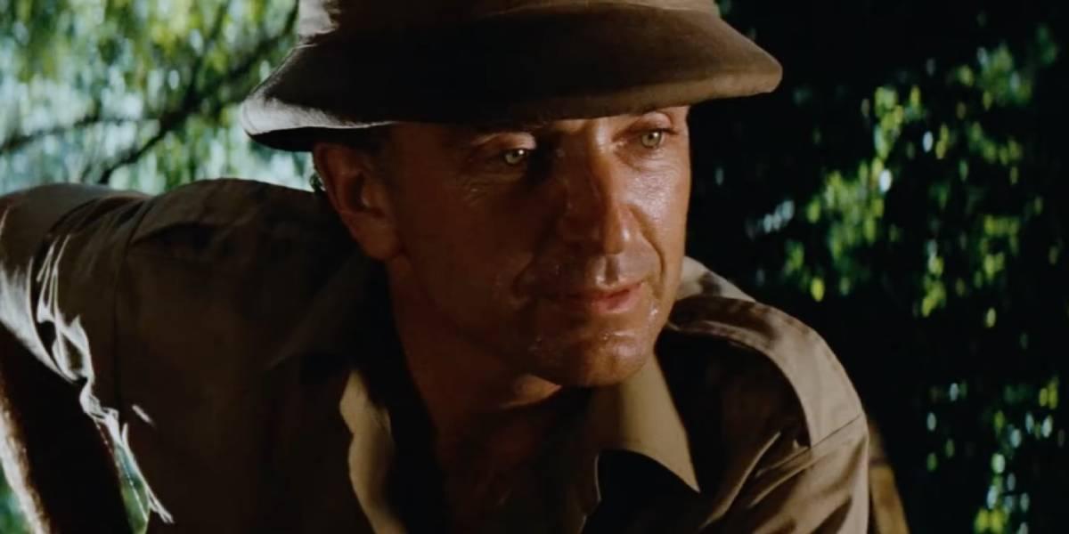 Paul Freeman as Indiana Jones villain Belloq in Raiders of the Lost Ark