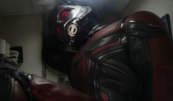 ant-man and the wasp school scene
