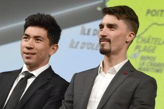Tour de France 2020, Caleb Ewan and Julian Alaphilippe