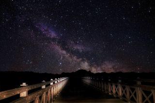 Milky Way from Nebraska