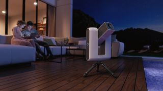 The Stellina smart telescope is a fully automated tabletop telescope that makes astrophotography a breeze.