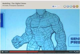 From the Classroom: Best Tech Practice Video of the Week: The Digital Demo
