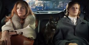 Michelle Pfeiffer's Movie French Exit Just Dropped A Trailer, And I Already Want To See More Of That Cat