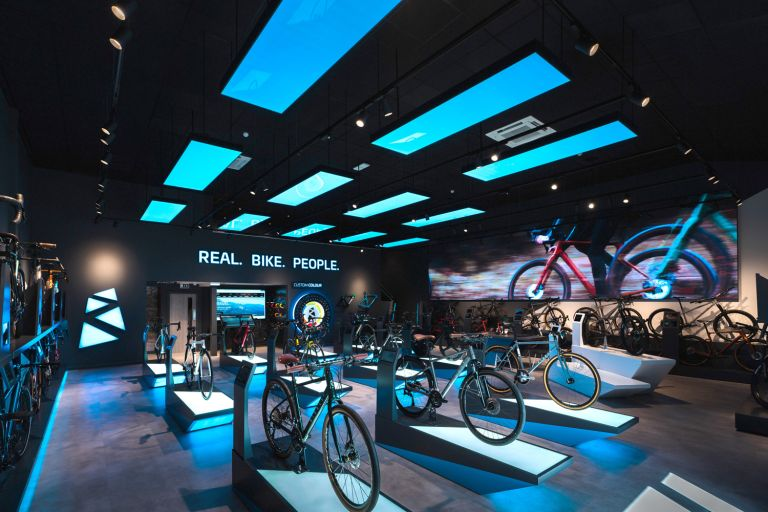 Ribble flagship store
