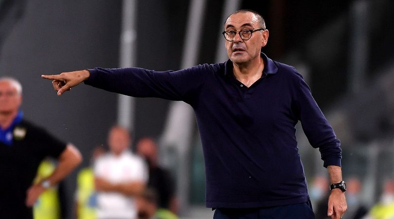 Maurizio Sarri emerges as a contender for Tottenham and Arsenal managerial roles