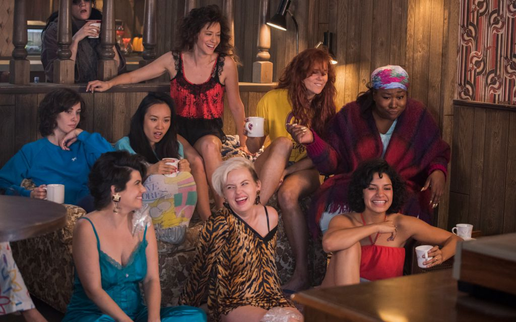 Canceled TV shows: GLOW