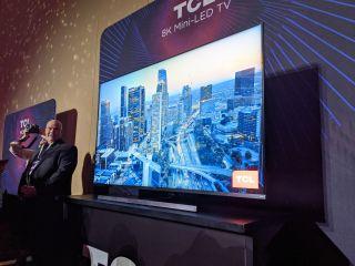 TCL Mini-LED 8K Roku TV