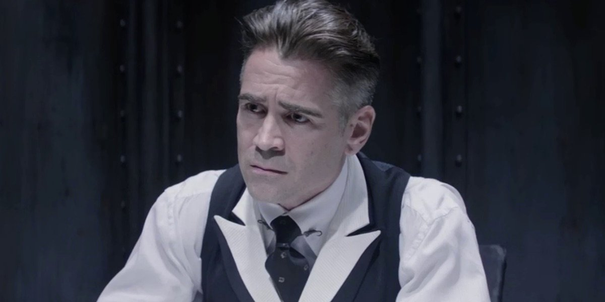 Colin Farrell Clears Up The Batman Rumors About His Hair - CINEMABLEND