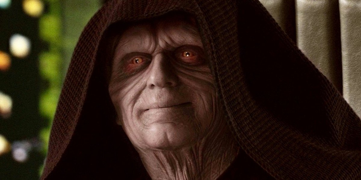 Palpatine in Revenge of the Sith