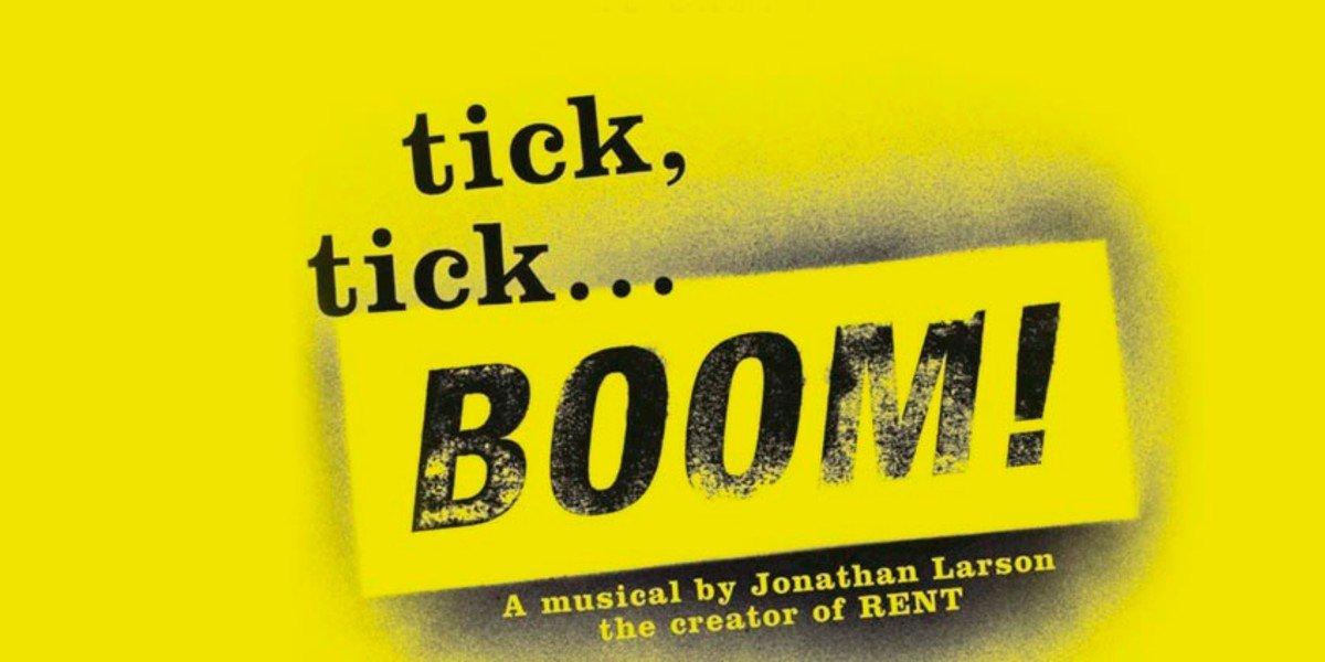 tick, tick ... BOOM! Poster