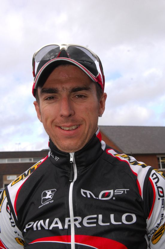 Russell Downing Pinarello RT