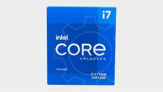 Intel Core i7 11700K Box