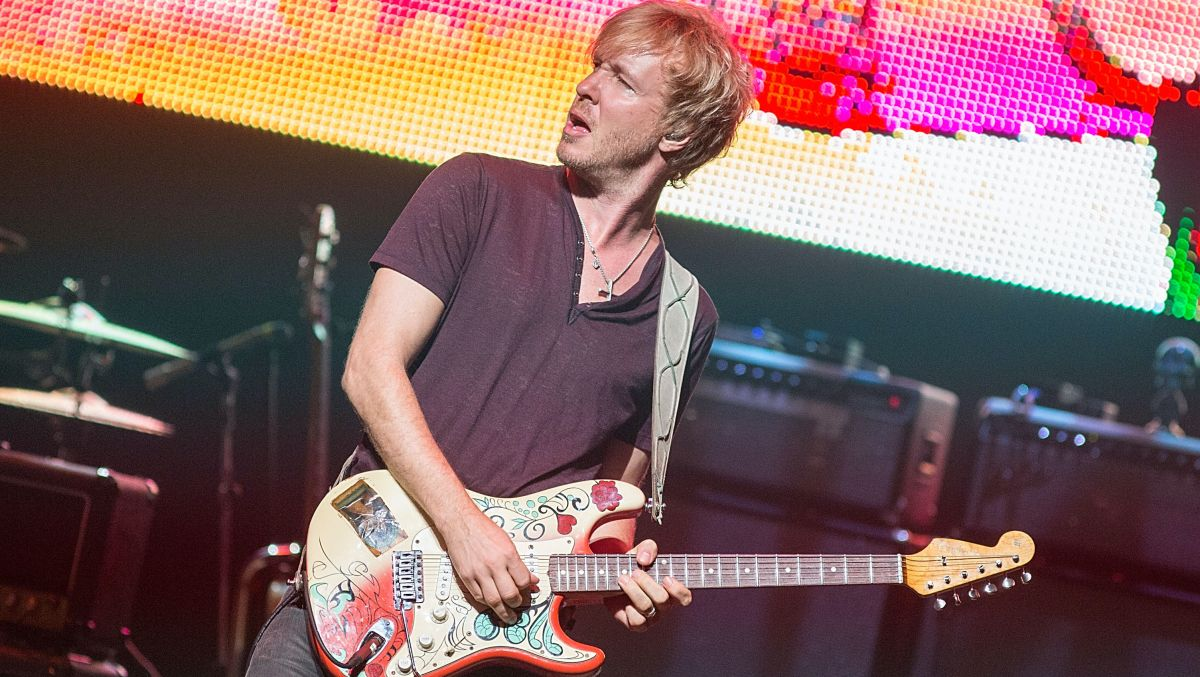 Kenny Wayne Shepherd reveals his onstage Fender amps are actually Dumbles in disguise