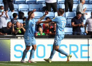 Coventry City v Middlesbrough – Sky Bet Championship – Coventry Building Society Arena