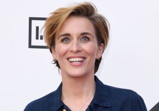 Vicky McClure smiling