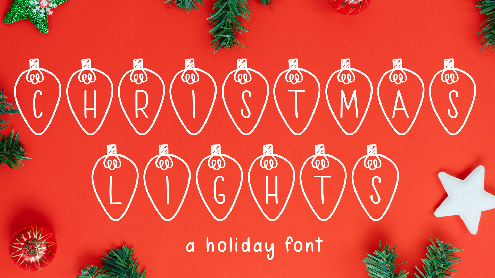 8 best new free Christmas fonts