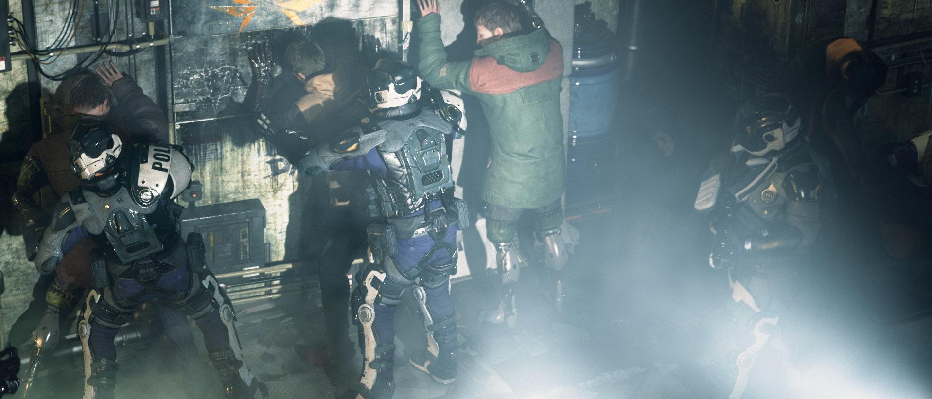 Deus Ex: Mankind Divided Trailer Reveals The Sequel's Story #32698