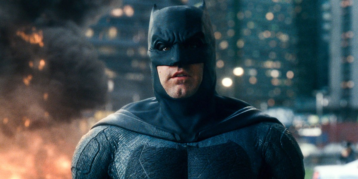 Ben Affleck Admits 'Suffering On Justice League' Was Worth It, If Only Because He Got To Wear The Suit To His Kids Birthday