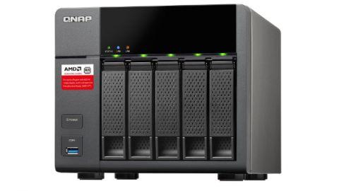 QNAP TS-563 NAS Software