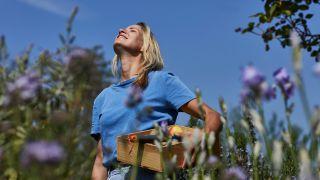 Gardening twice a week helps relieve stress, new study shows