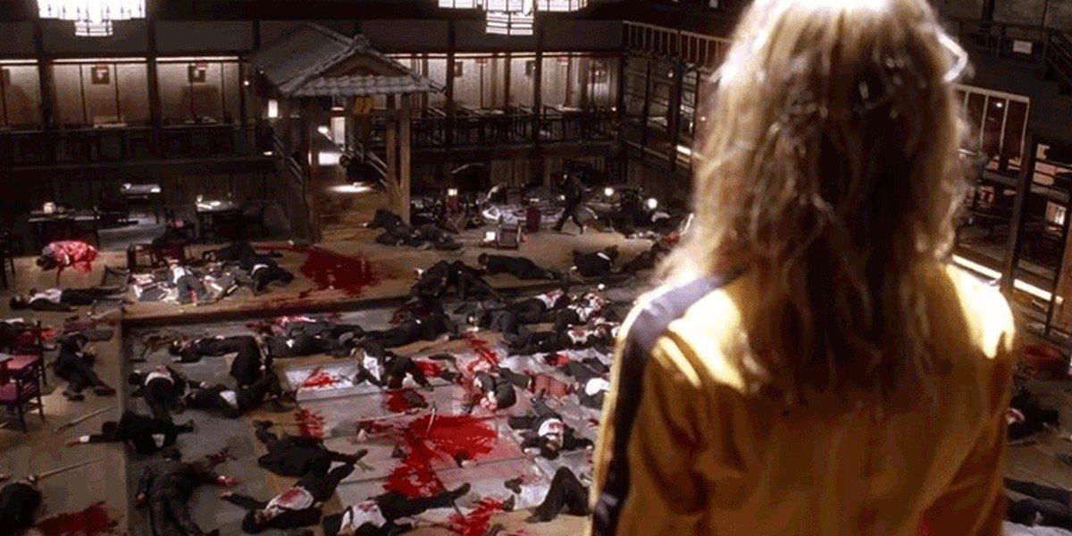 Screenshot from Kill Bill Vol. 1