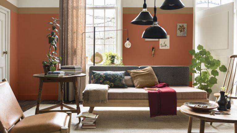 9 Ways To Style Your Home With Spiced Honey Duluxs Colour
