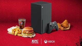 KFC Xbox Series X controller