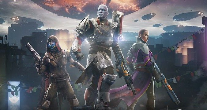 Destiny 2's Core Goes Free To Play When New Shadowkeep DLC ...