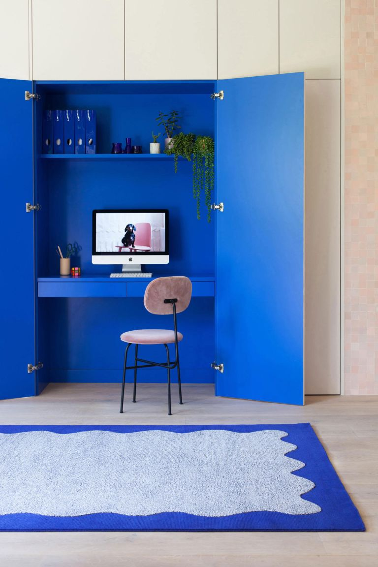 Simone Haag project - small living rooms