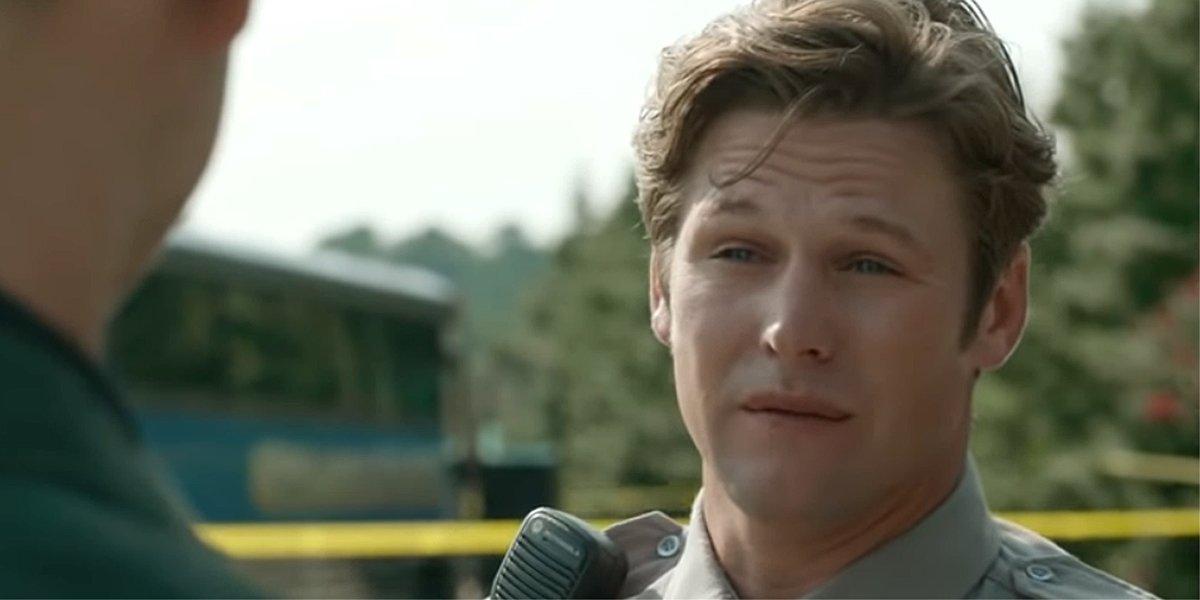Sheriff Matt Donovan Legacies Season 1 The CW