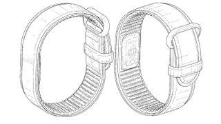 Google fitness tracker patent