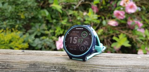Garmin Forerunner 735xt Review Techradar