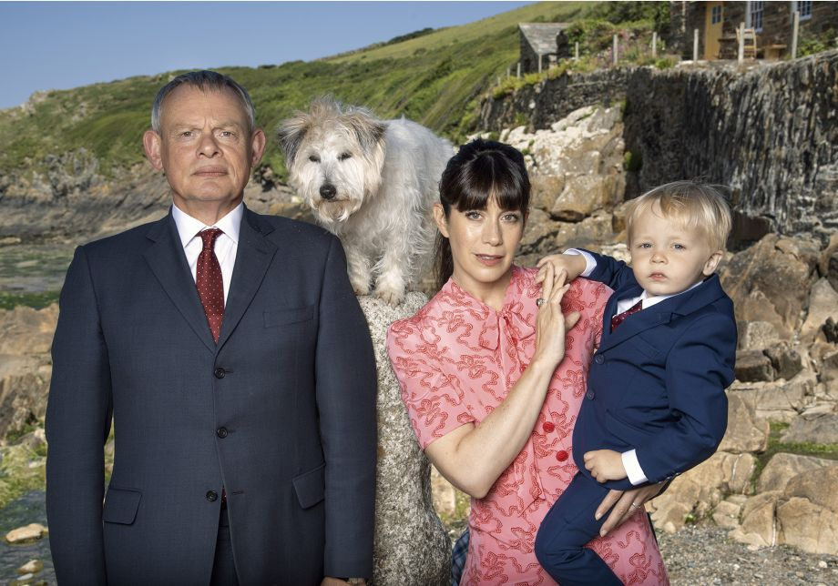 Doc Martin star Martin Clunes reveals the grumpy medic could be struck off!