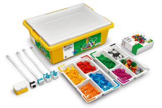 Lego Education Spike Essentials is designed to help educators teach STEAM concepts to young students.