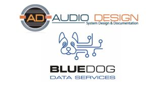 BlueDog Data Services Merges with Audio Design, Inc.