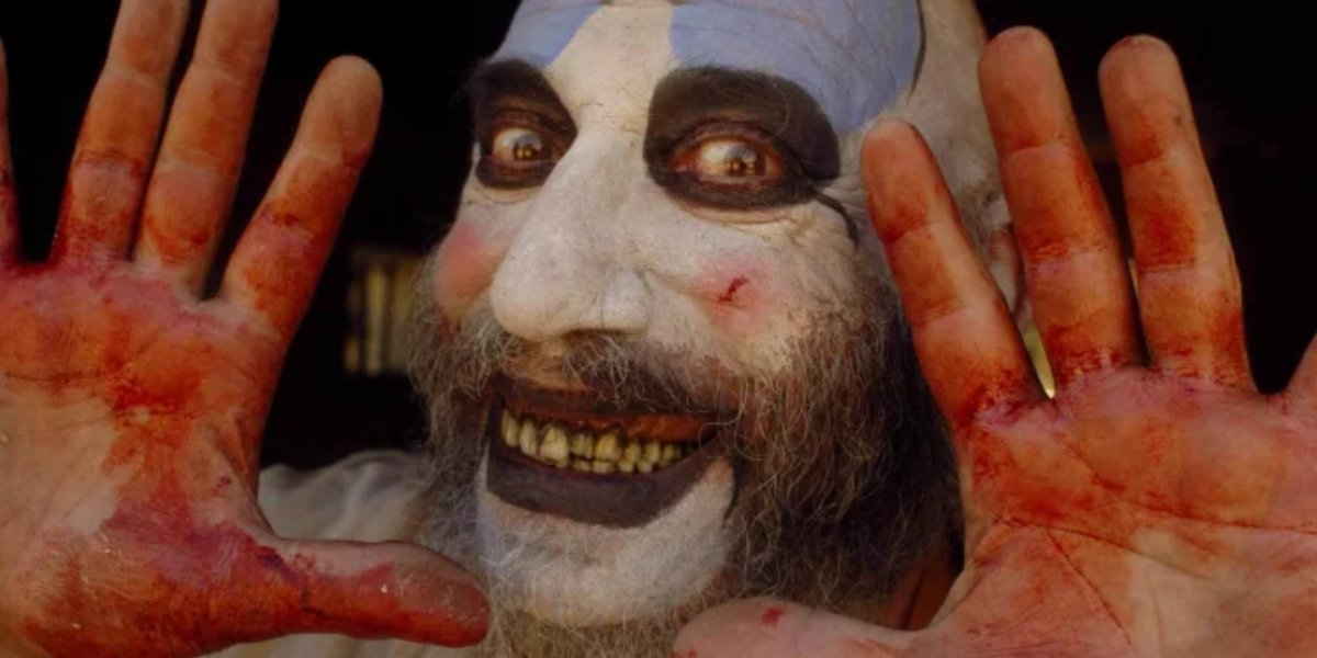 Sid Haig - The Devil's Rejects