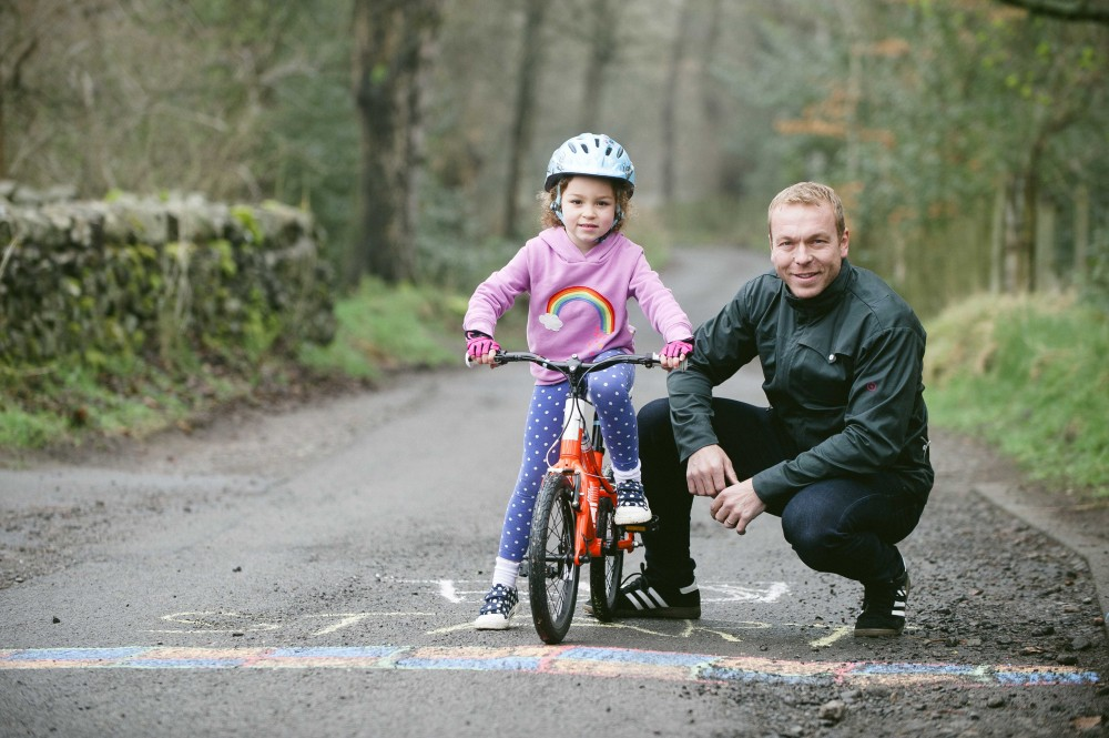 Sir Chris Hoy S New Kids Bikes Exclusive Interview Cycling Weekly