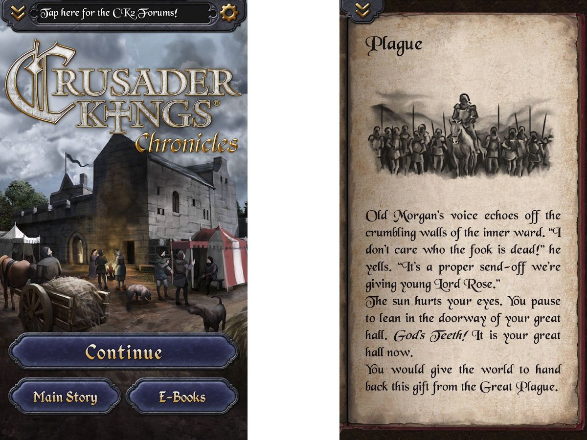 Best Gamebook Apps - Choose Your Own Adventure on iOS
