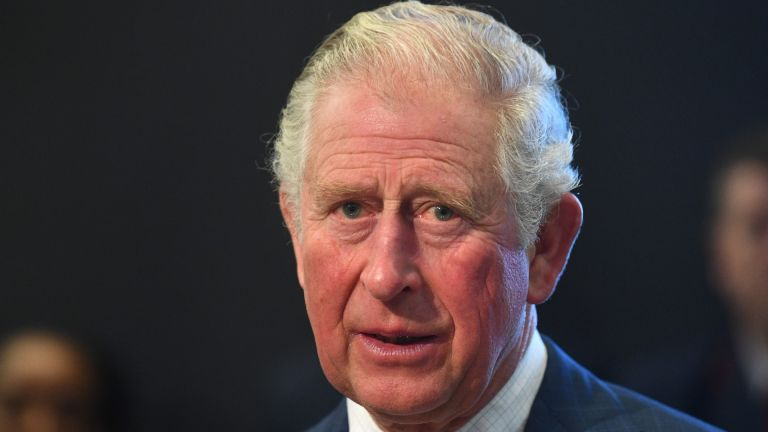 Prince Charles, Prince of Wales speaks during a visit to the London Transport museum to mark 20 years of Transport for London on March 4, 2020 in London, England