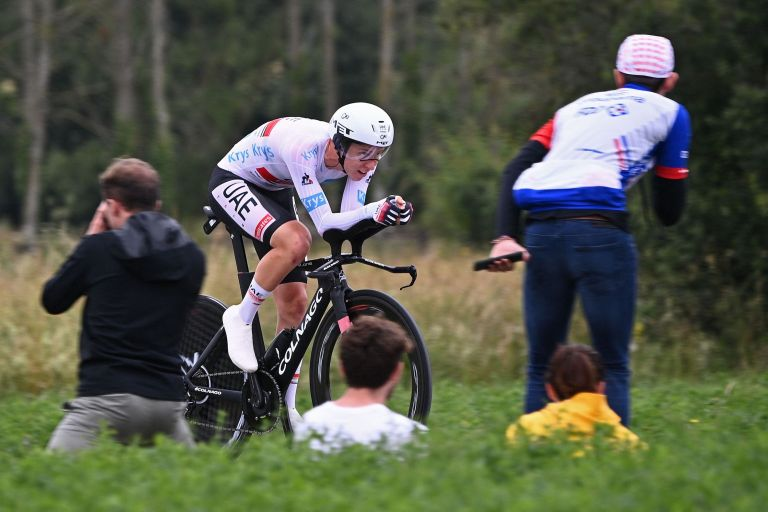 Tadej Pogačar shocks everyone as he powers to victory on stage five of the Tour de France 2021